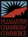 Pleasanton Chamber of Commerce logo